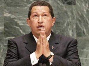 Delega Chávez el poder