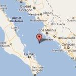El sismo ocurrió a las 11:44 hora local (1744 GMT) a una profundidad de 5,0 kilómetros. No hubo reportes inmediatos de daños.