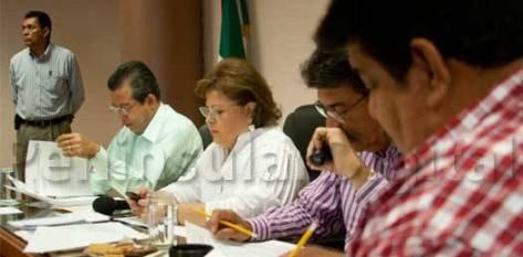 Luis Fernando Barajas Gámez, consideró que debería gastarse menos en difusión, al igual que en cuestiones de orden social y cultural, siendo que preside una Comisión absolutamente ligada a la sociedad y la cultura.