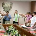 """El Secretario Técnico del Comité y Jefe de la Jurisdicción Sanitaria 03, Virgilio Jiménez, advirtió que """"la mayoría de las familias en el estado tiene relación con adicciones de estupefacientes, alcoholismo, tabaquismo""""."""