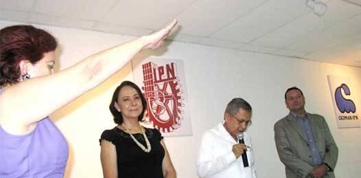 Nombra el IPN a Margarita Casas como nueva directora del CICIMAR