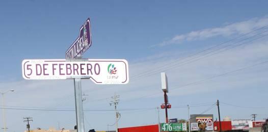 No hay dinero para identificar las calles de La Paz