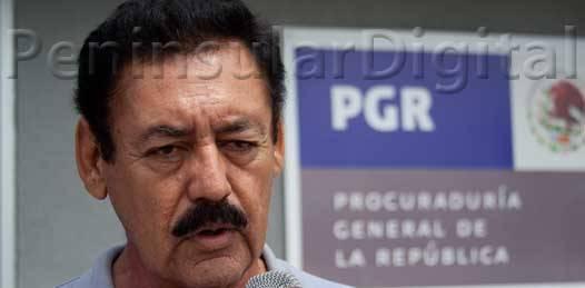 Desde que denunció la intrusión del narco en el PRD local, su cabeza tiene un precio, asegura periodista