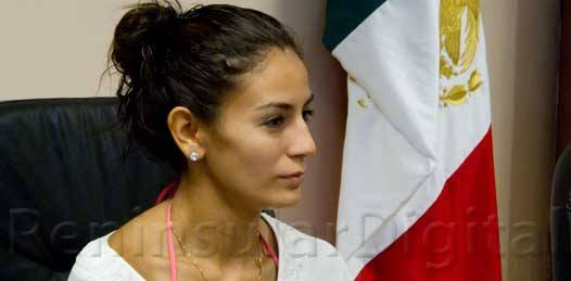 """""""Aquí estoy, soy mexicana y puedo hacerlo"""": Paola Espinosa"""