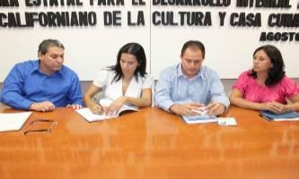 Para promover el patrimonio cultural firman convenio el DIF y ISC