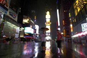 Vuelve N.Y. a la normalidad tras Irene