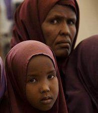 Pirmero la hambruna, ahora  el cólera azota a Somalia