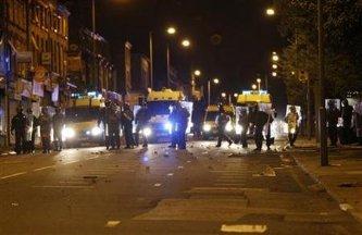 Aumentan disturbios en la Gran Bretaña
