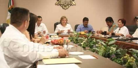 Sólo esperaban el término de las fiestas patrias para que Cabildo tratara los resultados, indicó la alcaldesa.