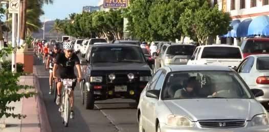 Lista la ciclovía maleconera, sólo falta el reglamento