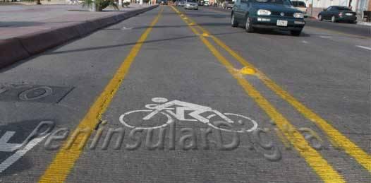 Entra mañana en funciones la ciclovía Márquez de León-Molinito