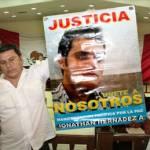 Daniel Hernández Aguirre le recomendó a Sánchez Astorga acercarse a los medios de comunicación y exponer así toda irregularidad perpetrada por la PGJE y le advirtió que debe tener cuidado de las autoridades.