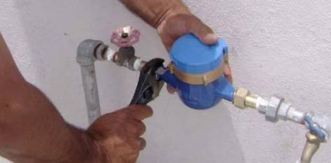 En su primera etapa, el programa contempla ocho mil quinientos, mismos que ya están instalándose, comunicó Germán Ignacio Ruiz Padilla, director del Organismo Operador Municipal del Sistema de Agua Potable, Alcantarillado y Saneamiento (OOMSAPAS) de La Paz.