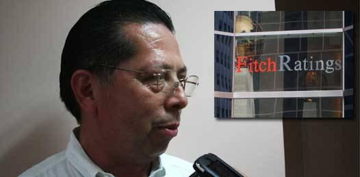 Busca el ayuntamiento calificación crediticia de  Fitch Rating y HR