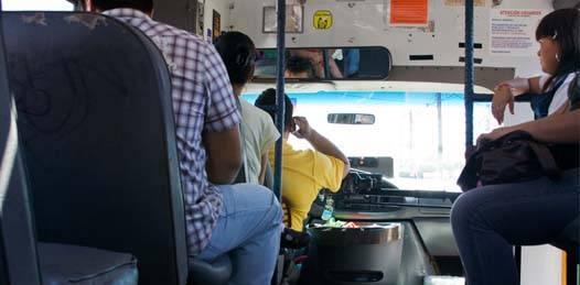 Insiste CANACOPE en el aumento a las tarifas del transporte público