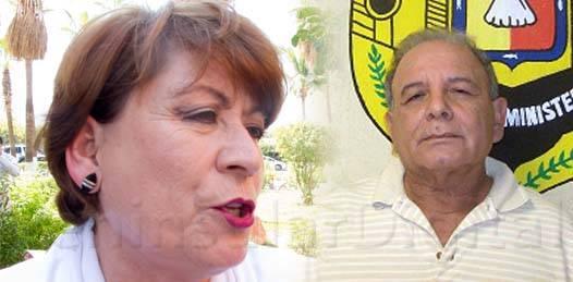 No hay lugar ni apoyo para Uzcanga en el PRD sentencia Rosa Delia