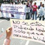 La legislación de Baja California que prohíbe el aborto permanecerá en sus términos, luego de que en la Suprema Corte de Justicia de la Nación no se alcanzaron los votos necesarios para invalidarla.