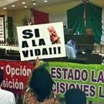 En Baja California Sur la polémica en torno al aborto fue retomada por el congreso local recién instalada la XIV legislatura.