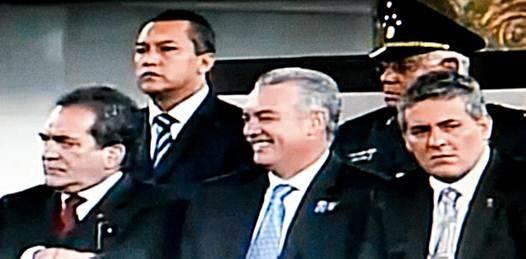 Aplaude Marcos Covarrubias la gestión del presidente Calderón