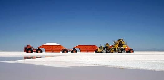 Invertirá ESSA 12 mdd en producir 50 mil toneladas de sal marina baja en sodio