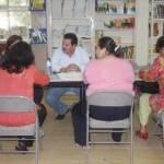 Al realizarse ayer la segunda sesión de Consejo Municipal de Participación Social en Educación, la profesora Guillermina Botello, como directora de Educación en Los Cabos, hizo el compromiso de conjuntar esfuerzos para trabajar en base a las problemáticas que están enfrentando las escuelas y, en este sentido el Delegado Martín Lagarda Ruiz, participó abordando el tema de la seguridad dentro y fuera de las instituciones educativas.