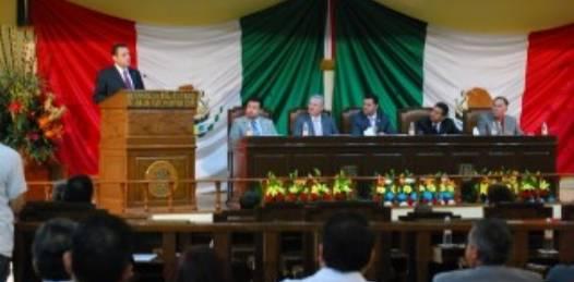 Se conmemoró el 37 aniversario de la conversión de territorio a Estado de BCS