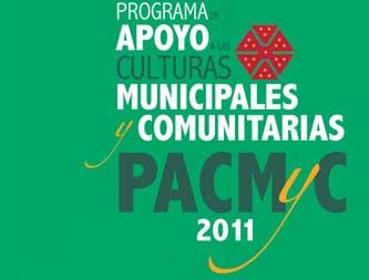 Dan a conocer los proyectos aprobados dentro del PACMYC