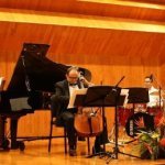 Por tres noches consecutivas el Festival Internacional de Música de Concierto ha llenado a tope la Sala de Conciertos La Paz (SCON).