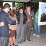 """El Rector de la UABCS participó en la inauguración del Festival Mundial de Aves 2011 """"Alas metropolitanas, en la Ciudad de México."""