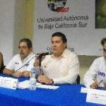"""La UABCS inauguró el """"Ciclo de Conferencias"""" y el """"Festival de Ciencia y Tecnología"""", el pasado 25 de octubre de 2011."""