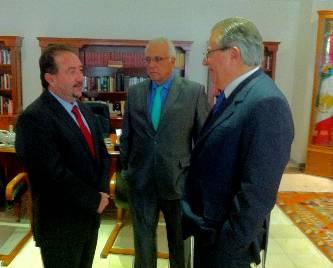 Realiza intensa gira de trabajo el alcalde Antonio Agúndez en la Ciudad de México