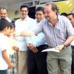 El munícipe cabeño, informó que el próximo lunes 31 de octubre visitará la Escuela Primaria Horacio Virgilio Gastélum, ubicada en la Colonia Los Cangrejos de la Delegación Municipal de Cabo San Lucas.