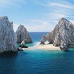 Fotografía del arco de Cabo San Lucas