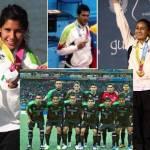 Paola Espinosa Sánchez, Ricardo Bocanegra Vega, Alicia Guluarte López y Alberto Arturo Ramírez Gutiérrez, son los cuatro deportistas que lograron estar en el pódium, disfrutar de las mieles del triunfo en sus competencias, pero otros seis deportistas estuvieron presentes en estos juegos panamericanos y los que también son parte de esta historia.