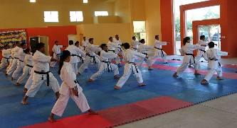 Cumple Asociación de Karate Do con seminario de katas