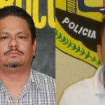 Luis Alberto Contreras Ojeda e Iván Flores Plata.