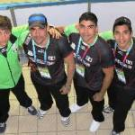La eliminación de México significa que los sudcalifornianos Jorge Alberto Pérez Romero, Israel Pérez Romero, Gonzalo Mejía Berumen y Daniel Vázquez Villalba, se quedan sin posibilidad de lograr una medalla panamericana.