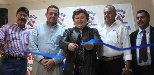 Inauguran oficinas de corresponsales nacionales
