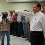 Durante este acto, en que Román Pozo Juárez fue designado como delegado para los estados de Baja California, Sonora y Sinaloa, Cota Osuna celebró el compromiso con las causas sociales que abanderan tanto el Partido Revolucionario Institucional como las estructuras que engloban la CNOP.