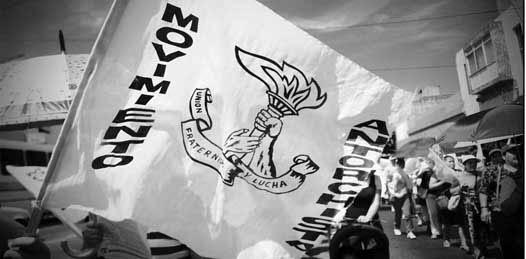 Recibió el gobierno del estado al movimiento antorchista