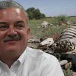 """Covarrubias Villaseñor se estableció con """"un pie adelante"""" al informar que en breve se podrá ejercer la segunda parte de los apoyos para la sequía que serán distribuidos entre los productores de la región afectada por los bajos niveles de precipitación que se vienen registrando."""