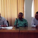 """La UABCS, en coordinación con el Instituto de Acceso a la Información Pública del Distrito Federal, llevó a cabo la conferencia """"La transparencia en las universidades públicas en México"""", el pasado 17 de noviembre de 2011, en la Sala de Consejo General Universitario."""