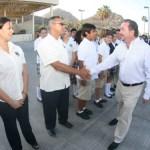 El ejecutivo municipal indicó que la respuesta de la mayoría de los diputados locales de Baja California Sur, es una muestra de madurez política y uno de los mejores argumentos, de que Los Cabos necesita de la unión y del compromiso de las autoridades y la ciudadanía en beneficio de todos.