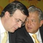 Los presidenciables de la izquierda Marcelo Ebrard y Andrés Manuel López Obrador darán a conocer hoy los resultados de las encuestas realizadas por las casas Covarrubias y Asociados, y Nodo, en las cuales se declaró a AMLO como el aspirante mejor posicionado de cara a la candidatura presidencial de la izquierda.