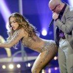 Jennifer Lopez conquistó el premio American Music en la categoría de Artista Latino, dejando en el camino al español Enrique Iglesias y Pitbull.