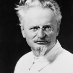 Fotografía de Leon Trotsky