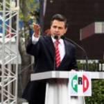 """""""El PRI ha sido y seguirá siendo el gran constructor de México. El PRI se ha renovado para ofrecer respuestas a las nuevas preocupaciones"""", subrayó Peña Nieto."""