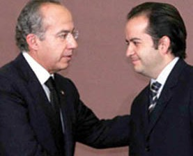Designan a Alejandro Poiré secretario de Gobernación