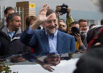 Arrasa el Partido Popular en las elecciones españolas