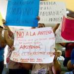 """En cuanto al tema de usos de suelo y regularizaciones, Franco Díaz Urnieto habló sobre la sonada antena en la colonia Puesta del Sol, señalando que """"ya está a nivel jurídico, ya se sale del área técnica, sin embargo no estamos ajenos a eso, estamos pendientes de lo que pueda suceder y sobre todo preocupados por las autorizaciones adecuadas""""."""